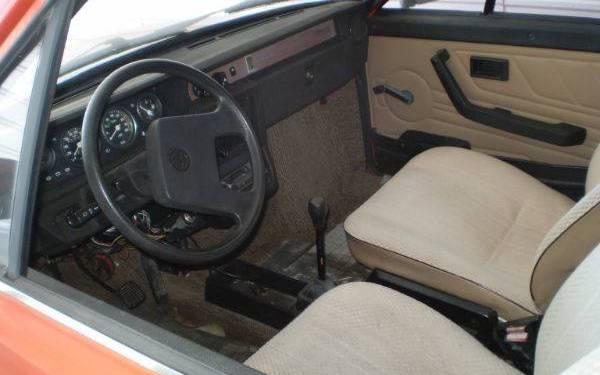 Skoda interior