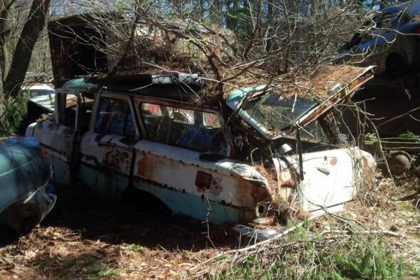 junkyard finds