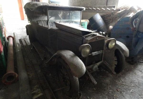 1926 Fiat 509 Torpedo