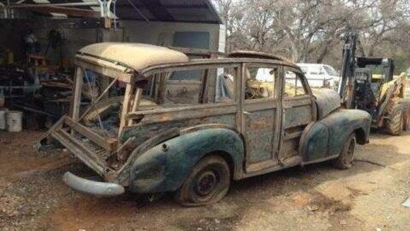 1948 Chevrolet Woodie