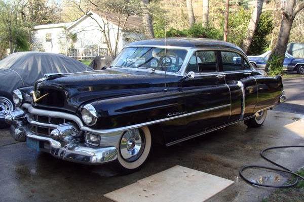 1953 Cadillac Fleetwood 60