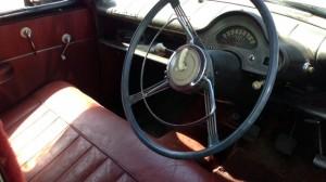 1953 Ford Zephyr Interior