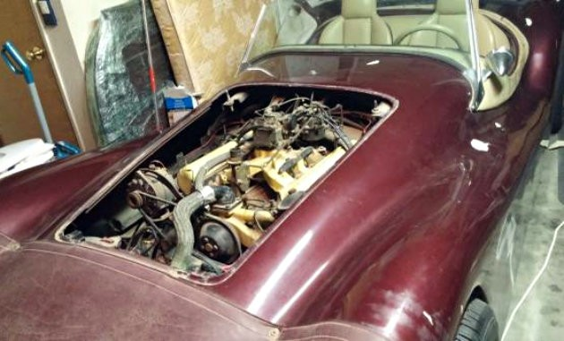 1953 Glasspar G2