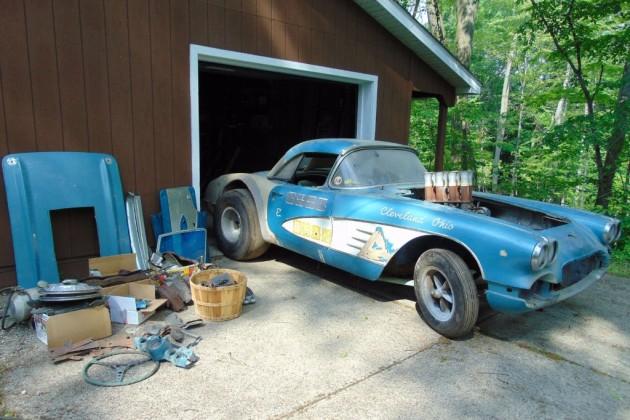 1959 Corvette Gasser
