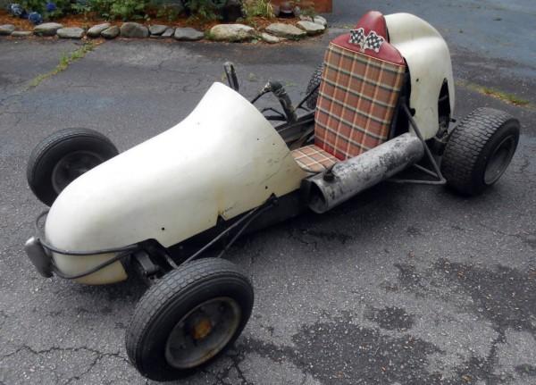 1960s Midget Racer