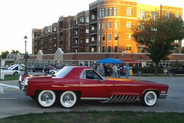 1968 Cadillac Custom