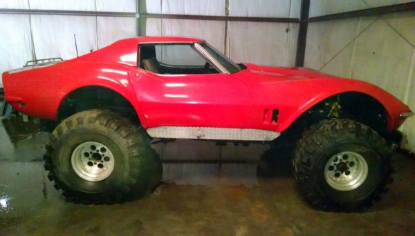 1968 Corvette Monster Truck