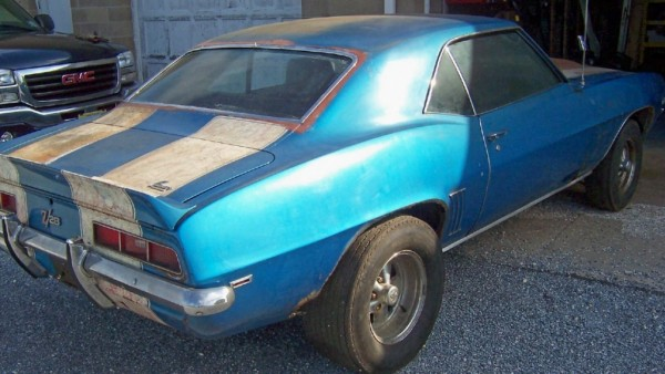 1969 Camaro Z28