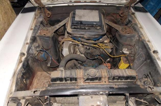 1970 Boss 302 Engine