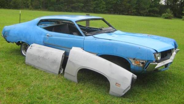 1971 Torino Cobra GT
