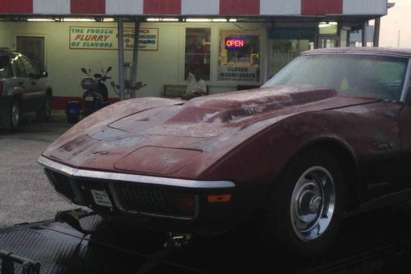1972 Corvette Stingray