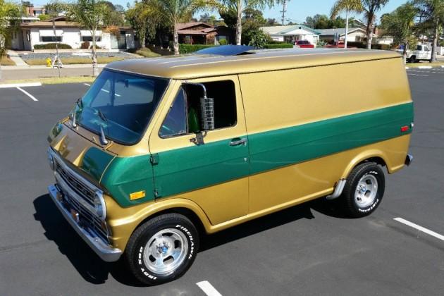 1972 Ford Van