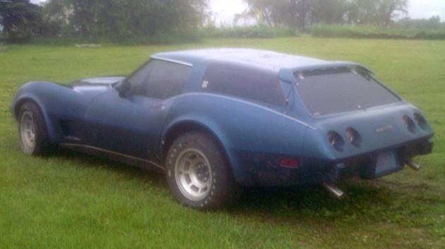 1977 Corvette Sport Wagon