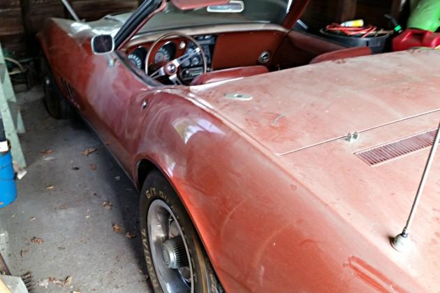 68 Corvette Convertible