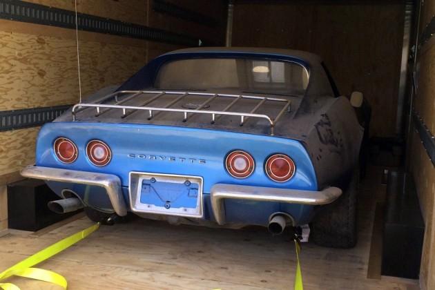 Corvette Day 1