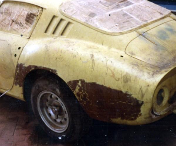 Ferrari 275 GTB4 as found