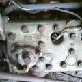 Schramm-Ford V8 left cylinder head