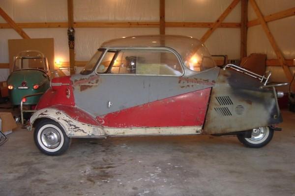 Messerschmitt KR200 Project