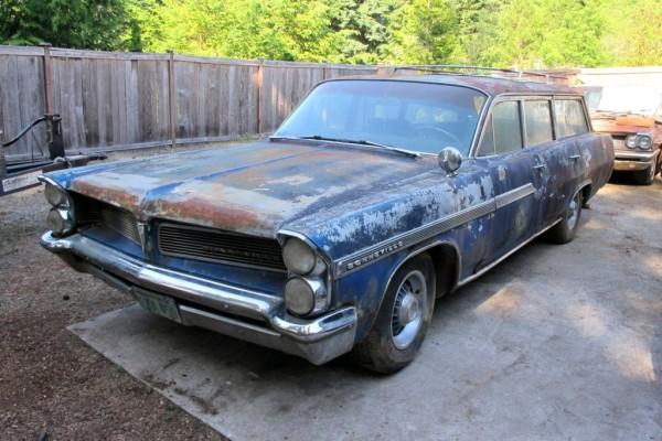 Pontiac Wagon