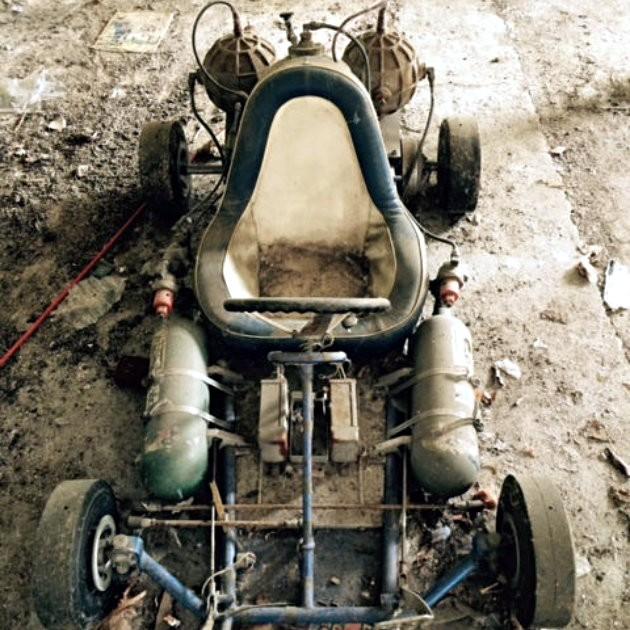 Rocket Kart
