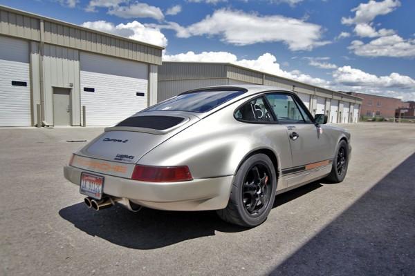 Sid's Porsche