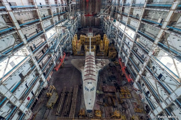 Space Shuttle Find