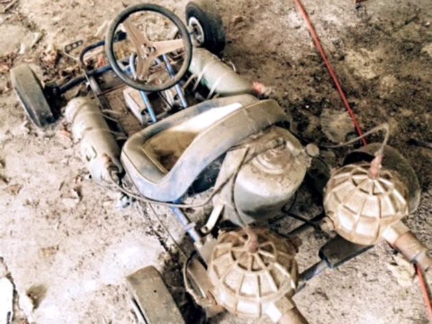 Turboniques Rocket Kart