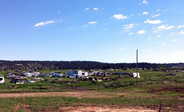 Wyoming Salvage Yard