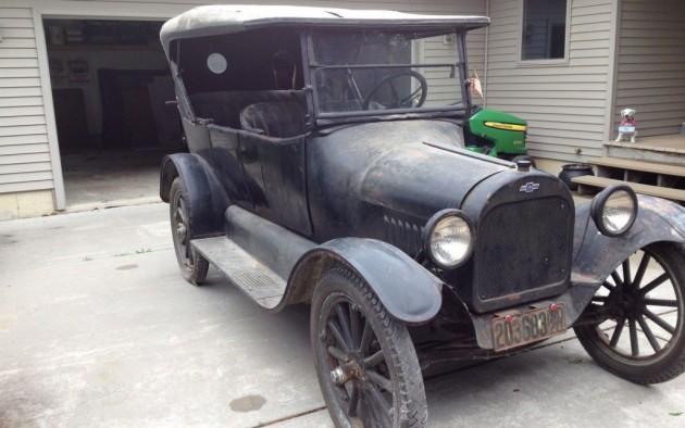 1920 Chevrolet 490 Touring