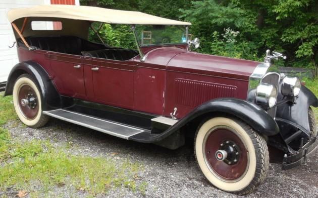 1928 Packard Phaeton