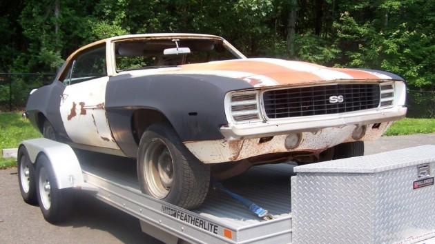 1969 Chevrolet Camaro Z10