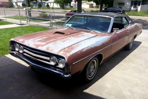 1969 Ford Torino As Found