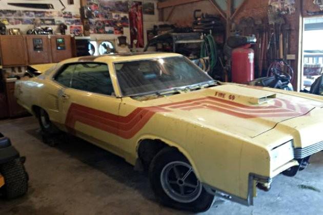 1969 Marauder X100