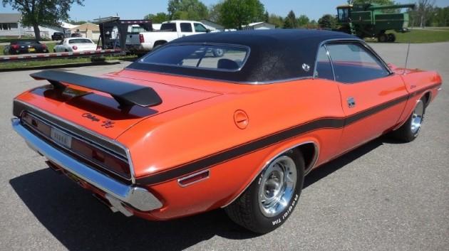 1970 Dodge Challenger RT SE