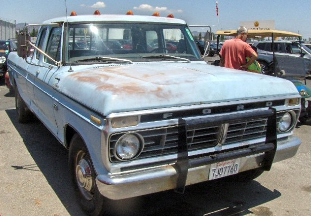 1975 Ford Extended Cab