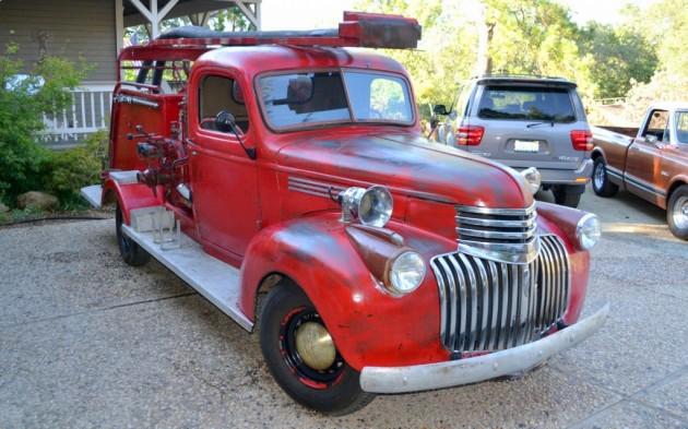 1942 Chevrolet Firetruck