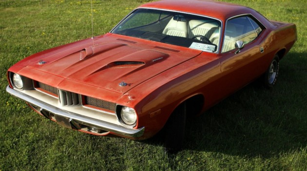 1972 Barracuda 340