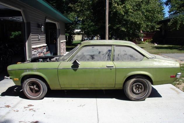 1972 Chevy Vega Notchback