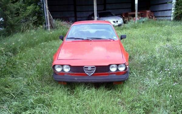 1975 Alfa Romeo Alfetta Veloce