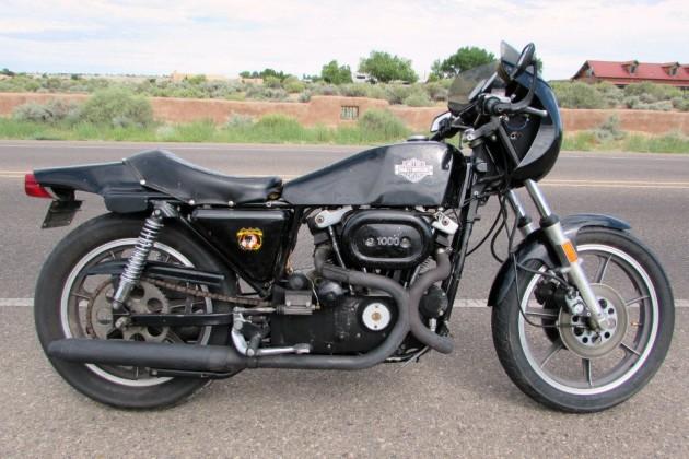 1977 Harley Davidson XLCR