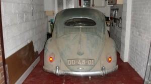 '57 Beetle Before