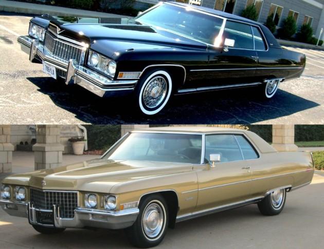 Cadillac Devilles