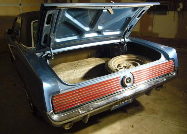 Dealer installed taillights