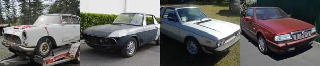 Four Decades of Lancia