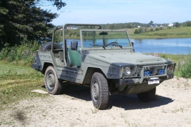Military Off Roader