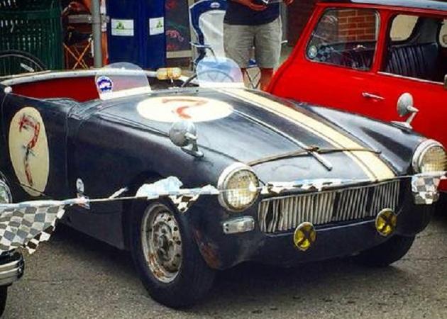 Patina Racer
