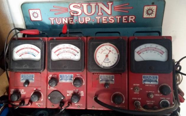Sun Tune Up Tester