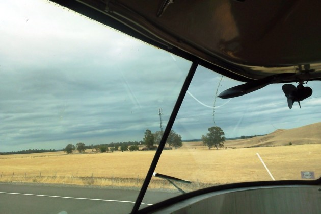 UltraVan Back on the road