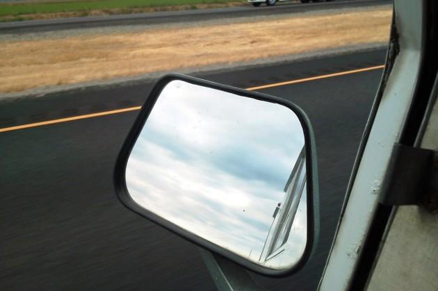 UltraVan's mirrors