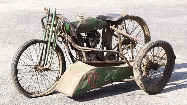 1927 Harley-Davidson Racer